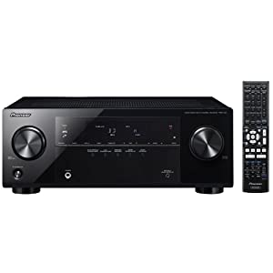 Amazon - Pioneer 5.1-Channel 3D-Ready Home Theater Receiver - $137.99