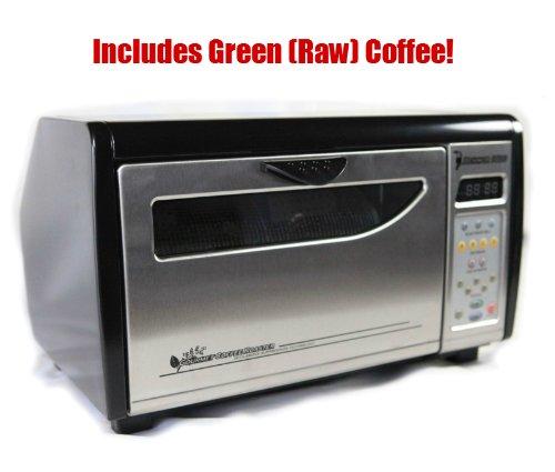 Behmor 1600 Roaster + 1lb Green (Raw) Guatemalan