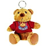 OFFICAL WEST HAM UNITED TEDDY BEAR KEYRING