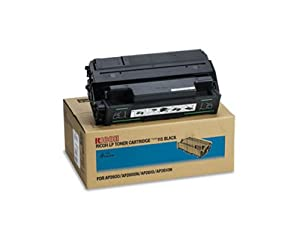 Ricoh Part # 400759 Type 115 OEM Black Toner Cartridge - 20,000 Pages