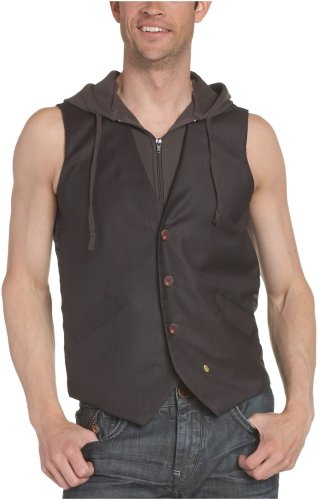 Young Men 39 S Clothing Cohesive Young Men 39 S Invest Vest W Hood