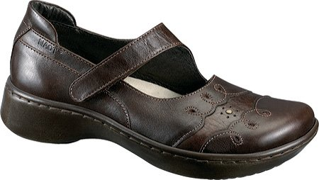 Naot Women's Coast Casual Shoes,French Roast Leather,36 M EU