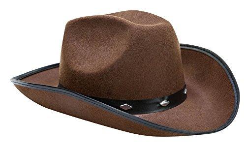 Kangaroo-Studded-Felt-Cowboy-Hat