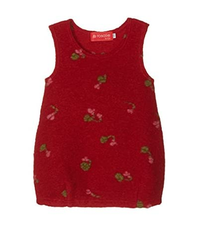 Lana naturalwear Top Rojo