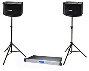 Bose 802 III Portable Sound System Package