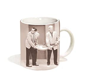 I Love Lucy Fish Classic TV Television Comedy Show (Lucille Ball) Ceramic Gift Coffee (Tea, Cocoa) 11 Oz. Mug from Classico