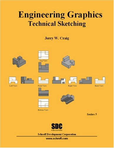 Engineering Graphics Technical Sketching (Series 5)