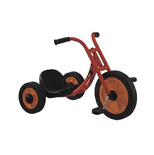 Ertl Kindergarten drei Runden Rennen Kinder Dreirad Kinder Fahrrad , red