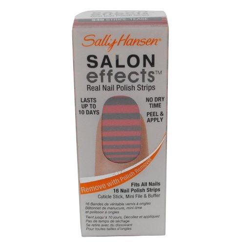 Sally Hansen Nail Salon Effects Nail Polish Strips 540