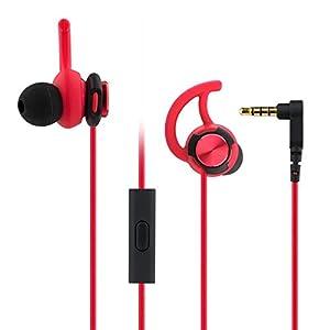 Shareezone Gv2 Stereo Earphones Sport Running Earbuds Headphones