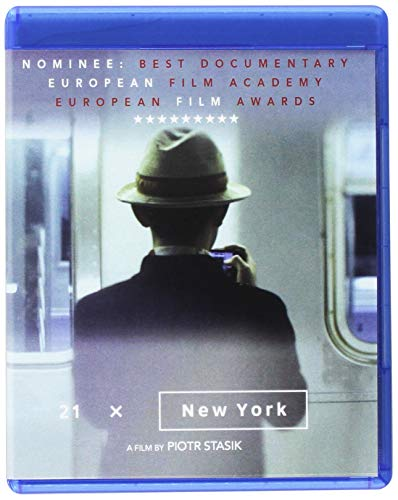 Blu-ray : 21 X New York (Blu-ray)