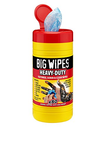 big wipes industrial plus 80 rot top. Black Bedroom Furniture Sets. Home Design Ideas