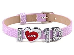 Fashion I Love One Direction Wristband Wrist Band Bracelet I Love 1d Band by Yiwu City Yinuo E-Commercial Business Co.,Ltd