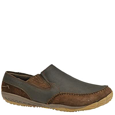 Merrell Men's Barefoot Life Radius Glove Canvas Sneaker
