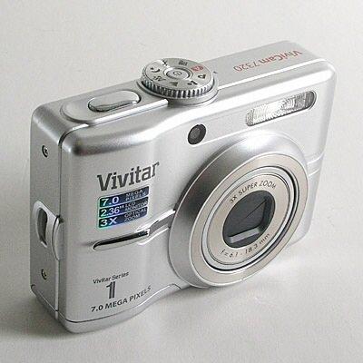 Vivitar ViviCam 7320