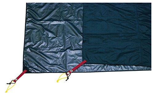 モンベル グラウンドシート ドーム3型 ブルーブラック