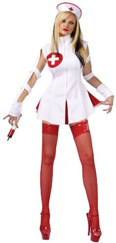 Nurse Wicked Costume