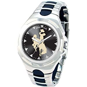 Buy Game Time Victory - College (Wyoming Cowboys Black) by Game Time