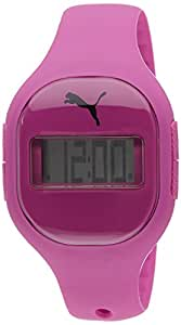Puma Digital Pink Dial Unisex Watch - PU910921004
