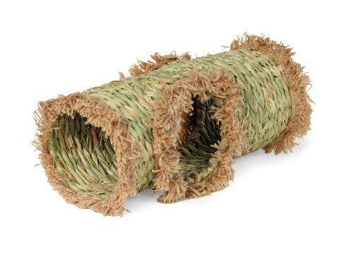 Prevue-Hendryx-1098-Natures-Hideaway-Grass-Tunnel-Toy-New
