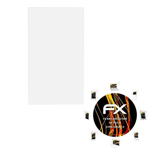 atFoliX Schutzfolie Philips 37PFL7605H/12 Displayschutzfolie - FX-Antireflex blendfrei