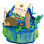 Kids Gardening Tool Set - Blue