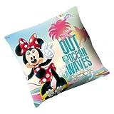 Cojin cuadrado de Minnie Mouse
