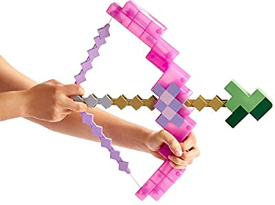 Minecraft Enchanted Bow & Arrow from Mattel