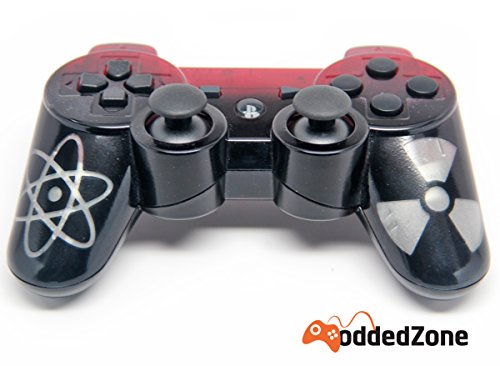 Nuclear Ps3 Rapid Fire Custom Modded Controller 30 Mods for COD Ghost Black Ops 2 Cod Mw3 GOW dxracer special edition oh re128 nwgo cod компьютерное игровое кресло orange