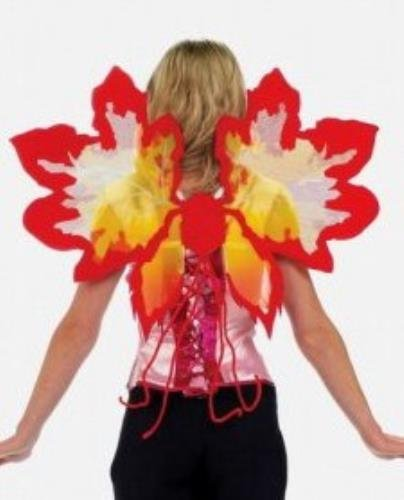 Dance Club Wings (Maple Leaf) Costume Accessory