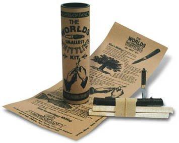 Flights Of Fancy Whittling Kit