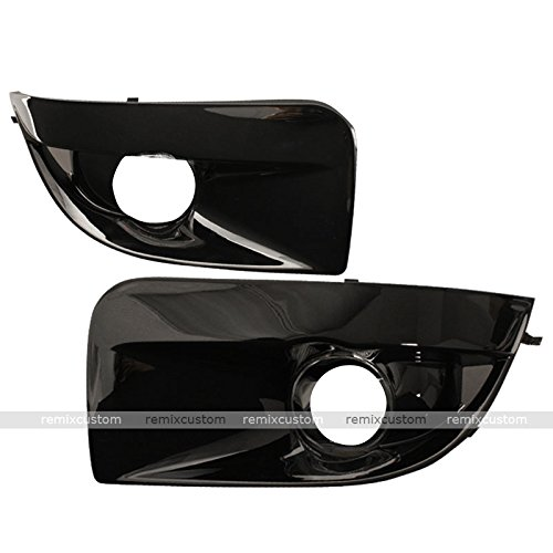 04 05 Subaru Impreza WRX STI Fog Light Cover Black (04 Wrx Fog Lights compare prices)
