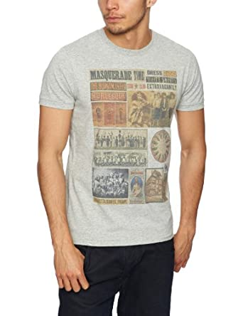 V tements homme t shirts et polos t shirts for Vetements basic staff t shirt