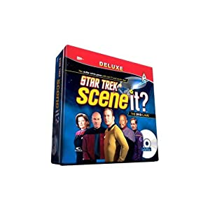Scene It? Star Trek Deluxe Tin Edition