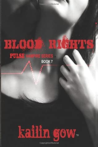 book cover of Blood Rights