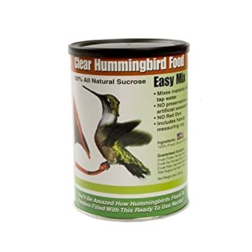 Songbird essentials se629 se629 clear hummingbird for Prix entretien jardin