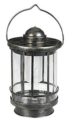 Duracell D-MTO012a-R5-AA-1 Solar Premium Metal Lantern