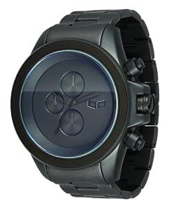 Vestal Men's ZR3014 ZR-3 Minimalist Matte Gunmetal Chronograph Watch