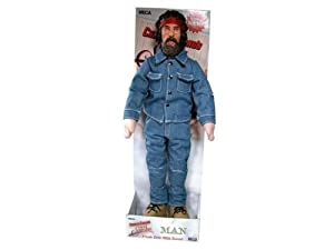 "Tommy Chong Talking Plush from Cheech and Chong's Up in Smoke 18"" Doll"
