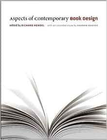 Richard Hendel Book Design