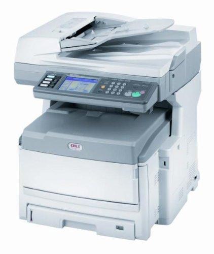 MC860dn Multifonction (télécopieur / photocopieuse / ... couleur - 400 feuilles - voyant - 33.6...