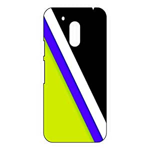 RG Back Cover For Moto G Play, 4th Gen