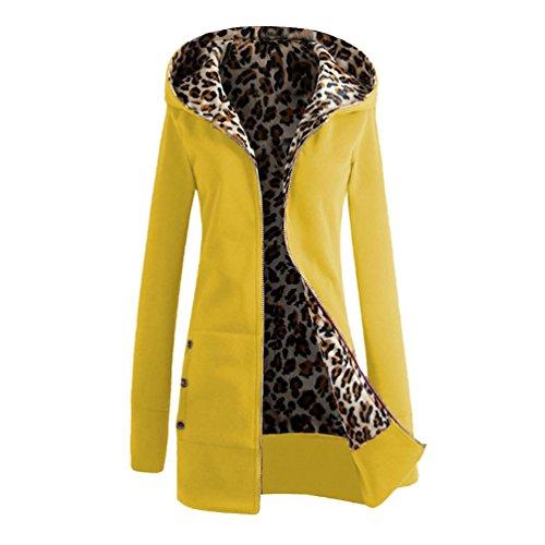 CeRui-Femme-Lopard-Hoodie-Sweat-Top-Pull-Shirt-Manteau-Veste-Blouson-Avec-Capuche-Vtements-dextrieur