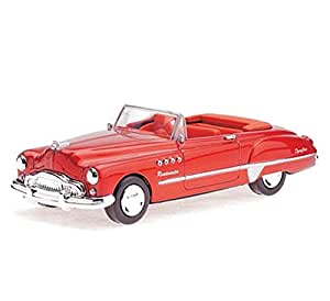NewRay Buick Roadmaster 1:43 Scale Diecast Model Car