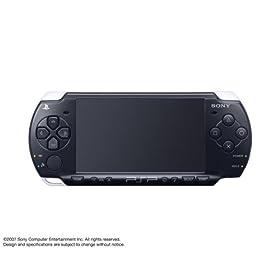 PSP piano-black