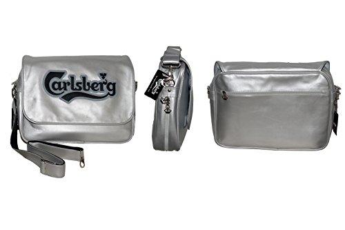 Carlsberg Tracolla estensibile Grey