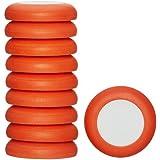 Nerf Vortex Refill Pack 10 discs- Orange