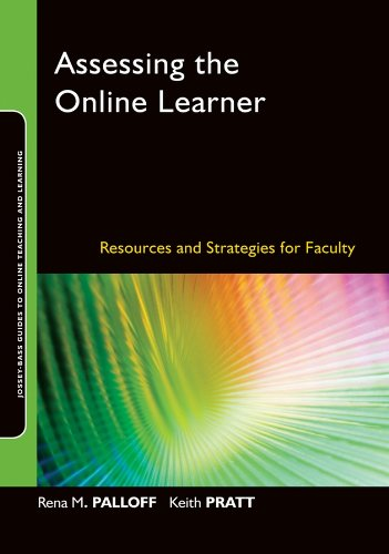 Assessing the Online Learner: Resources and Strategies...