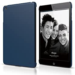 elago A4M Slim Fit Case for iPad mini - Soft Feeling Jean Indigo (Not include Smart Cover)