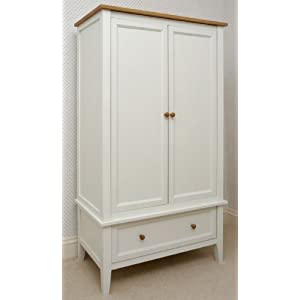 best offer white painted baby wardrobe teddington nursery furniture robe baby on sale now with special price for today we offer best deal for shopping baby nursery furniture teddington collection